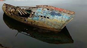 Shipwreck fotografia de stock royalty free