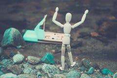 Shipwreck Fotografia de Stock
