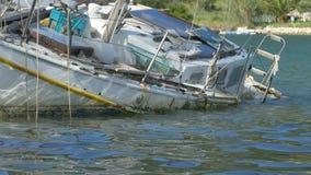 Shipwreck blisko brzeg zbiory