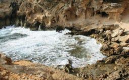Shipwreck Brzegowa geologia fotografia royalty free