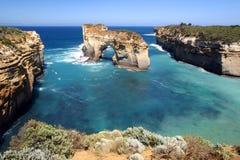 Shipwreck coast, Australia Royalty Free Stock Images