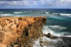 Shipwreck Coast geology Royalty Free Stock Images