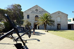 Shipwreck Galleries Fremantle. View over the WA Maritime Museum Royalty Free Stock Images