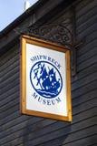 Shipwreck muzeum w Hastings Zdjęcie Royalty Free
