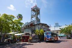 Shipwreck muzeum w Key West Obrazy Stock