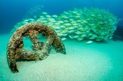 Shipwreck Royalty Free Stock Photos