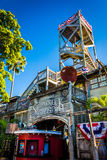 The Shipwreck Treasures Museum in Key West, Florida. Royalty Free Stock Photos