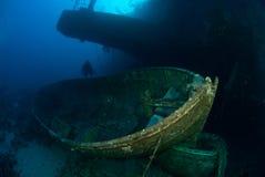 Shipwrecked obraz royalty free