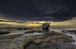 shipwrecked Imagens de Stock Royalty Free