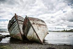 shipwrecks Imagens de Stock Royalty Free