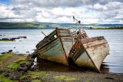 Shipwrecks Stock Photography