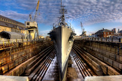 Shipyard Stock Images