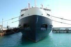 Shipyard. A ship dock at the shipyard royalty free stock photo