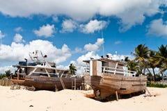 Shipyard Antalaha Royalty Free Stock Photography