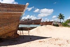 Shipyard Antalaha Royalty Free Stock Image