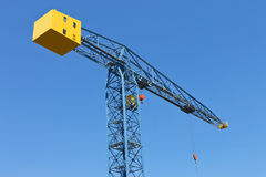 Shipyard crane Royalty Free Stock Image