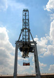 Shipyard Crane Royalty Free Stock Photo