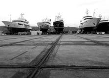Free SHIPYARD - La Ciotat - France Stock Photography - 48188982