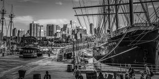 The Shipyard Stock Photography