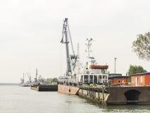 Shipyard Stock Images