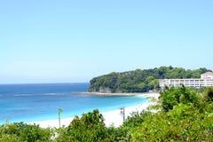 Shirahama beach Royalty Free Stock Photo