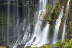 Shiraito falls - 1 Royalty Free Stock Photo