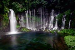 Shiraito-falls Stock Image