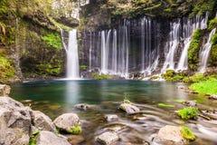 Shiraito Falls, Japan Stock Photo