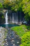 Shiraito Falls Royalty Free Stock Photos