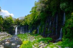 Shiraito Falls Stock Image