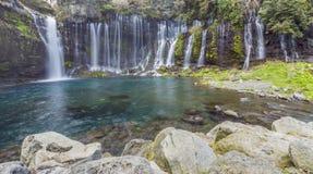 Shiraito Waterfall 4 Royalty Free Stock Images