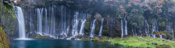 Shiraito waterfall Stock Image