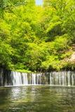 Shiraito Waterfall Royalty Free Stock Photos