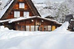 Shirakawa-gehen Sie Lizenzfreies Stockbild