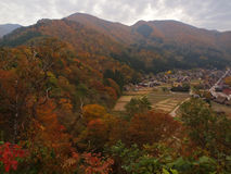 Shirakawa-go, Gifu, Japan Royalty Free Stock Photography