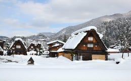 Shirakawa-go Stock Images