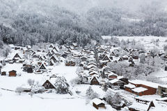 Shirakawa go Royalty Free Stock Image