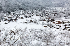 Shirakawa go Stock Images
