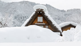 Shirakawa go Royalty Free Stock Photos