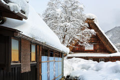Shirakawa go Royalty Free Stock Photography