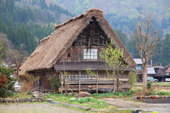 Shirakawa-go, Japan Royalty Free Stock Image