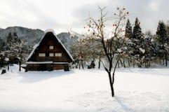 Shirakawa go, Japanese world heritage. Shirakawa-Go is the Japanese world heritage. Winter is the best season for visiting Stock Images
