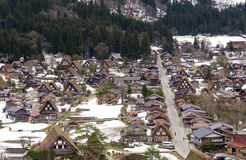 Shirakawa-Go Stock Images