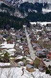 Shirakawa-Go Stock Image