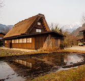 Shirakawa-go village, Japan 2 Stock Image