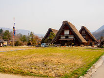 Shirakawa-go village, Japan 3 Stock Photos