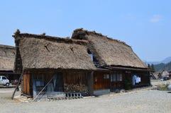 Shirakawa-go Stock Image