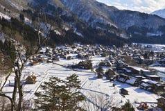 Shirakawa-vá Fotografia de Stock Royalty Free