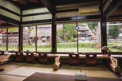 Shirakawa va immagine stock