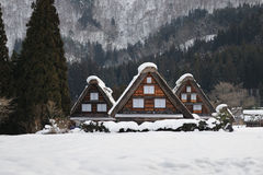 Shirakawa Village Stock Images
